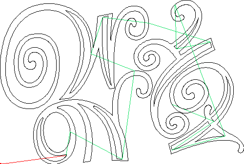 2. 3. 2 hpgl file format.